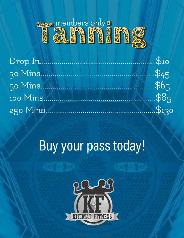 Tanning Poster